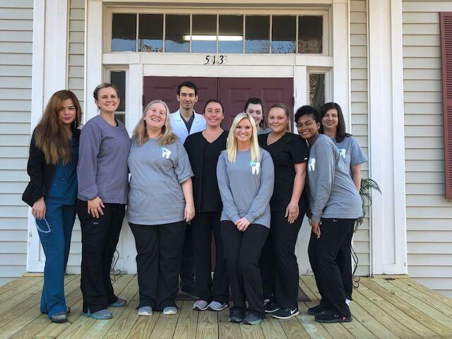 Magnolia Family Dentistry team